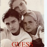 GUESS Jeans National Ad Campaign