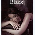 """CREATIVE NAIL POLISH National Ad Campaign """"Black"""""""