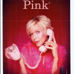 "CREATIVE NAIL POLISH National Ad Campaign ""Pink"""