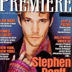 """Stephen Dorff """"Premiere"""" Cover"""