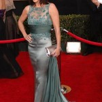 Red Carpet -Patricia Heaton in Elie Saab