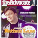 "Nathan Lane ""Advocate"" Cover"
