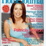 "Patricia Heaton ""Ladies Home Journal"" cover"
