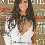 "Roselyn Sanchez ""Ocean Drive"" cover"