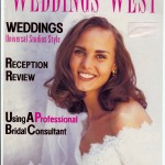 """Weddings West"" cover"
